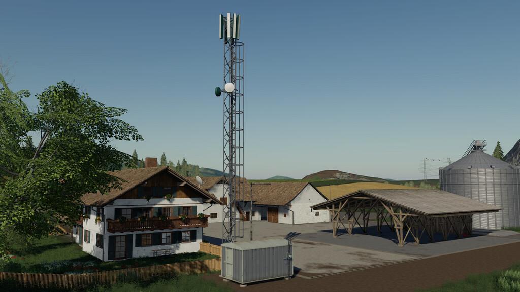 Cellular Antenna V1