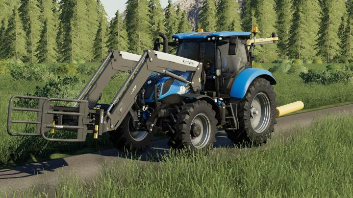 New Holland T6 Series V1.2