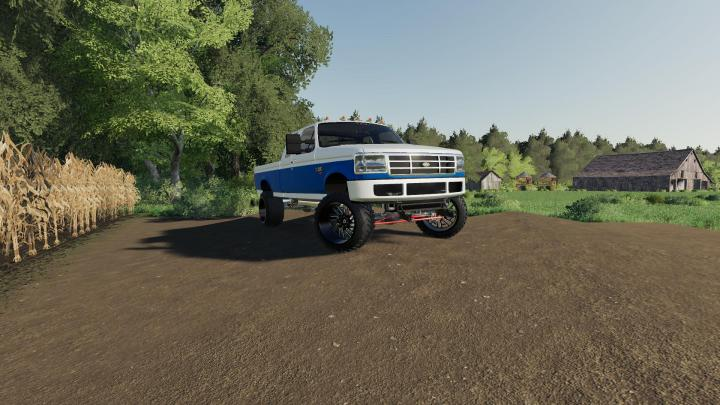 Chuckles 1993 Ford F350 V1.1