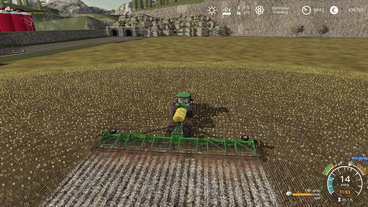 John Deere Bodenbearbeitung V1