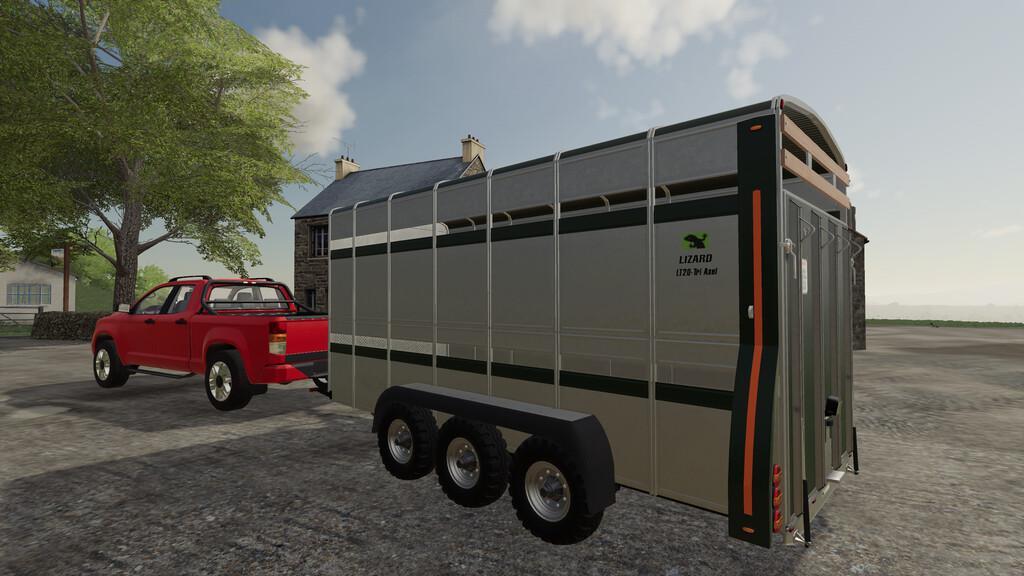 Lizard LT20-Tri Axle V1