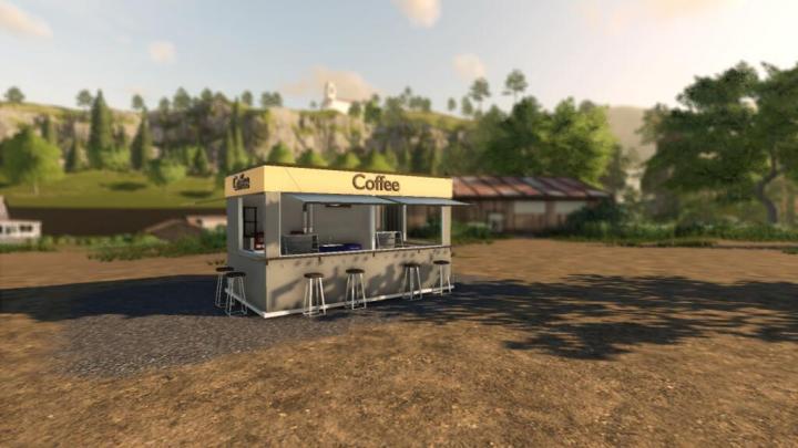 Coffee Shop V1.0