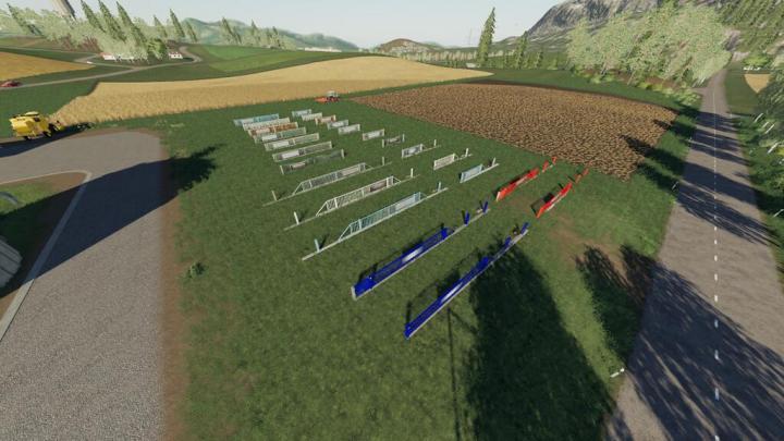 Personalize Farm Gates V1