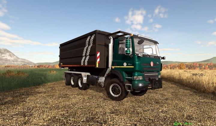 Tatra Phoenix 8x8 Truck V1