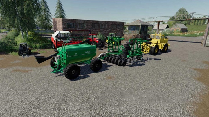 Seeding Complex Kuzbass V0.6.8