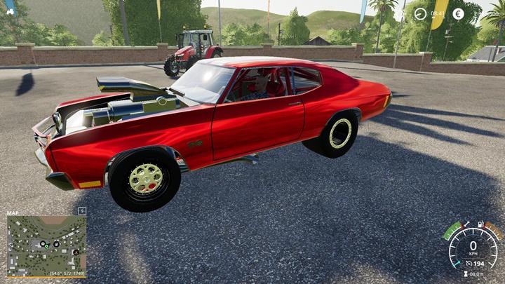 Chevy Chevelle 1970 V1