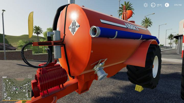 Abbey 2000G Tanker V1