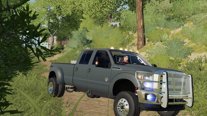 FS19 - EXP 2011 Ford V1.1