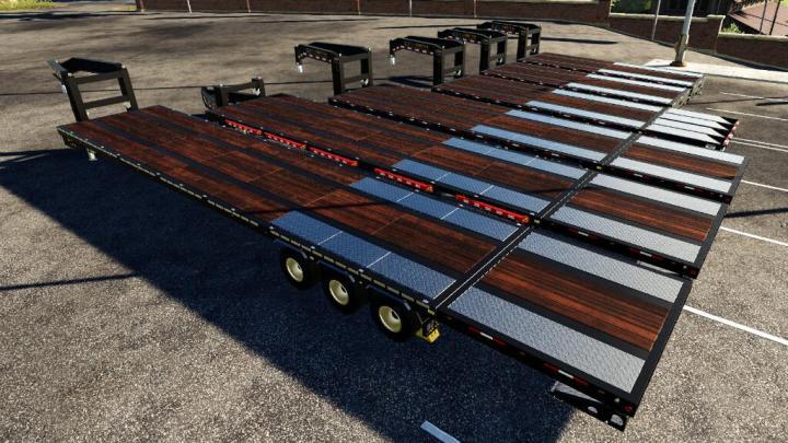 Versatile Transport Trailer V1