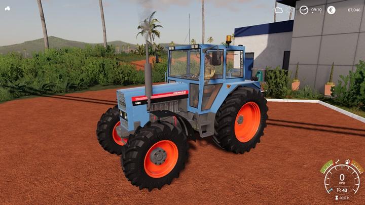 Eicher 3125 – 3145 Tractor