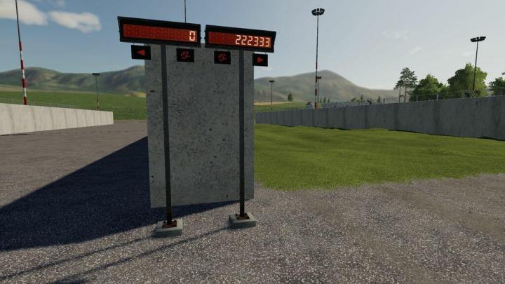 Bunker Silo Displays V1