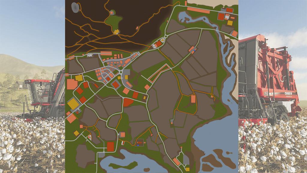 Cantabria Infinite Map V1