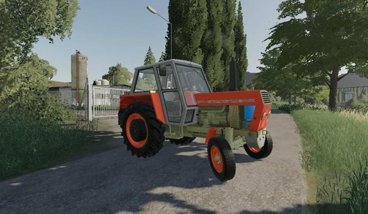 Zetor 8011 Pack V1