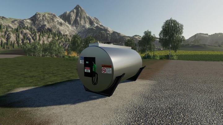 Simple Fueling Station V1
