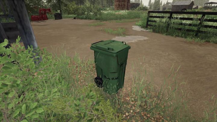 Waste Cart V1