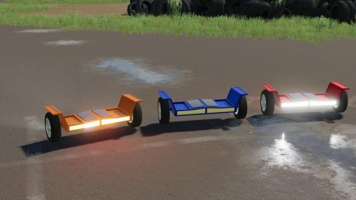 Hoverboard V1