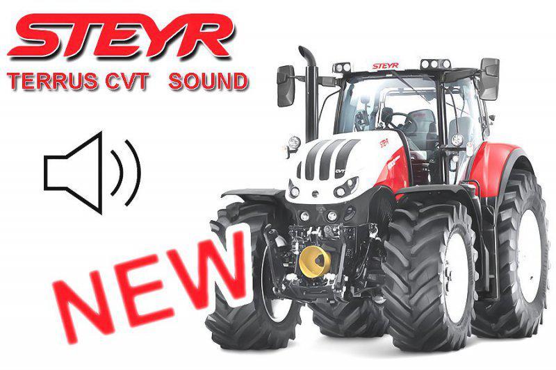 Steyr Terrus CVT (Sound) V1