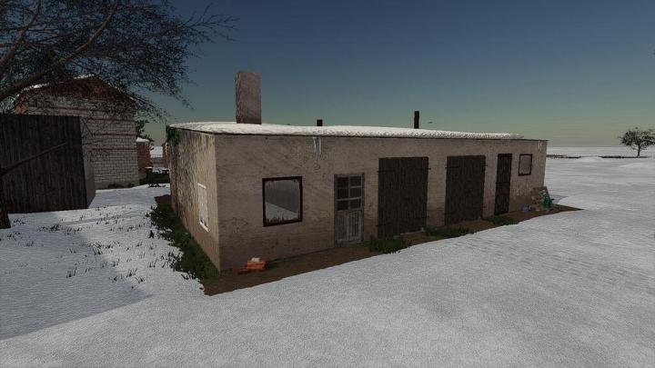 Small Polisch Garage V1