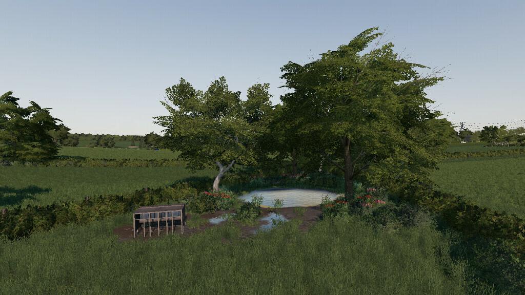 Aghalee Farm Map V1.1