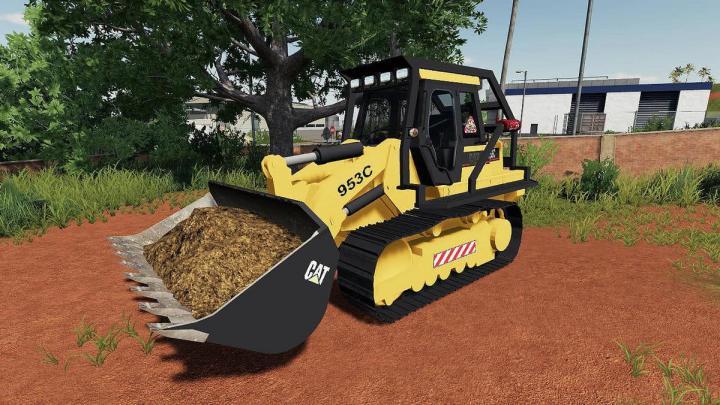 Cat 953C Crawler Loader V1.0