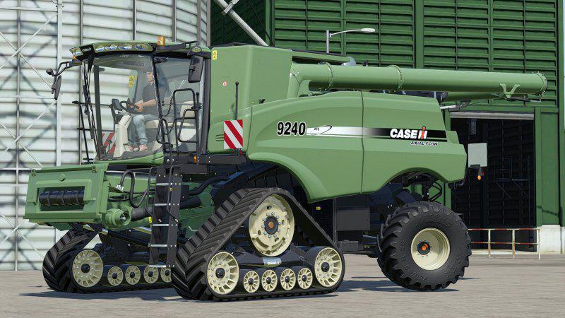 Case Axial 9240 Farbwahl Harvester V1