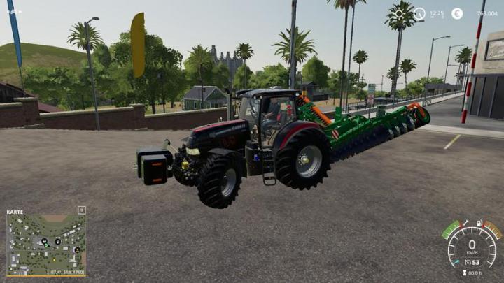 Case Ih Puma 165-240 Tractor V1