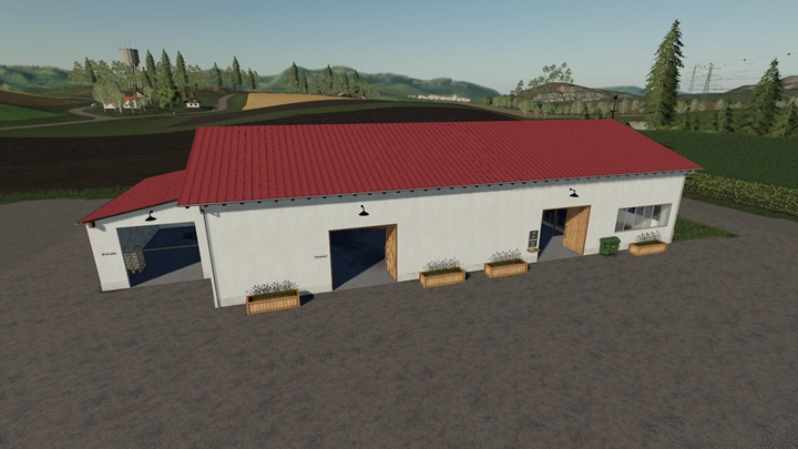 Huhnefarm Mit GC V1.2