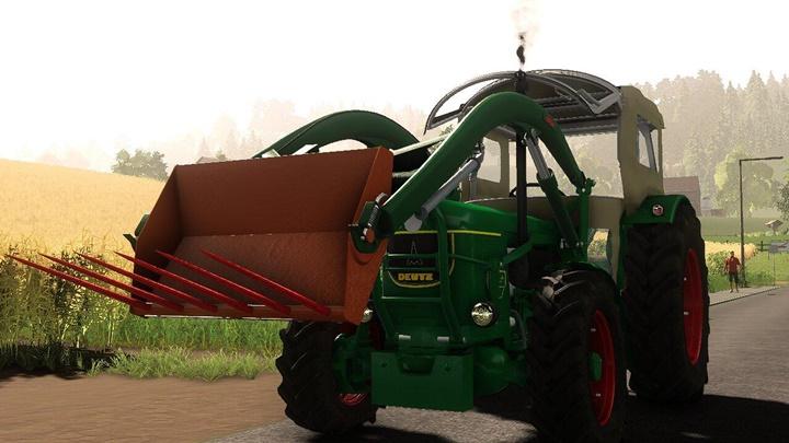 Deutz D8005 Tractor V1.1