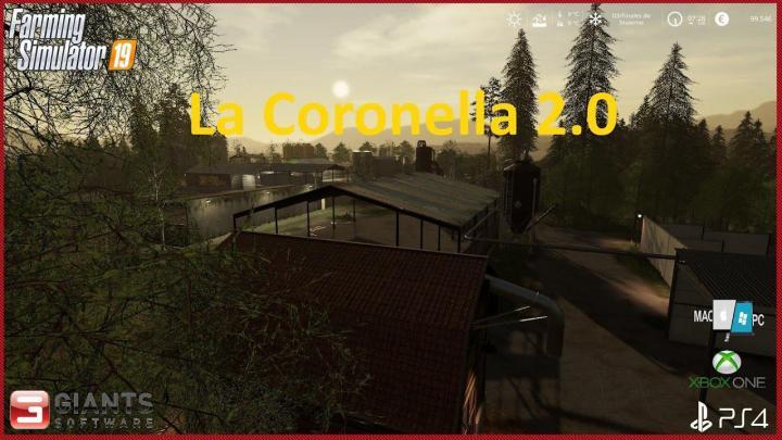 La Coronella 2.0 Map V1.0.2.0