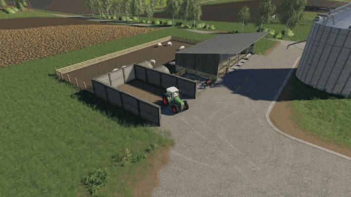 British Cow Sheep Pigs Placeables V1