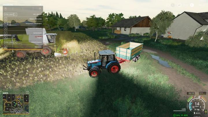 Oak 2070/2100 Tractor V1.0