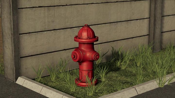 Placeable Hydrant V1.0