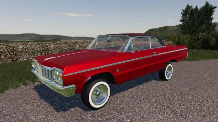 Chevy Impala 1964 V1.0