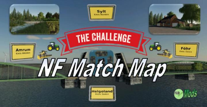Nf Match Map 4X Map V3.1