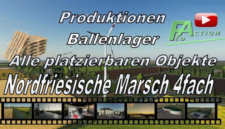 All Productions For The Nf March 4-Fold Holzlager V2.5