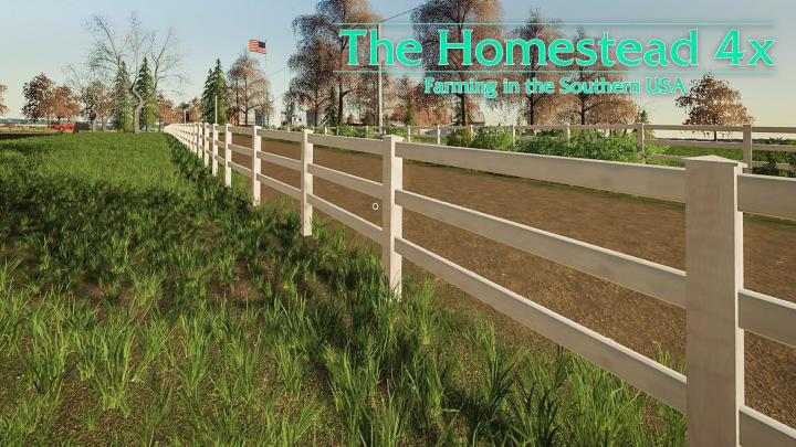The Homestead Map V3.0