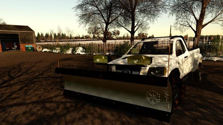 FS19 – Tlx Front Plows Pack V1.0