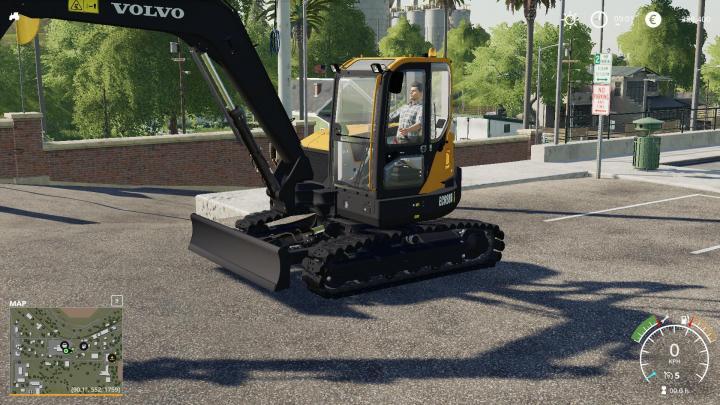 Volvo Ecr88D V1.0