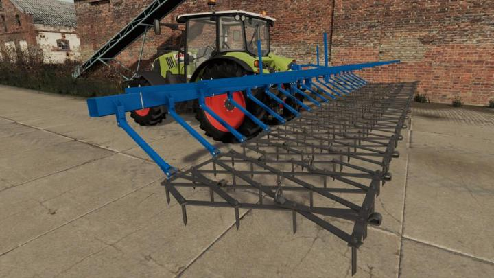 Coupling Of Toothed Harrows V1.0