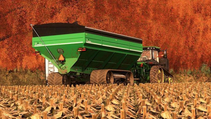 Parker 1354 Grain Cart V1.1