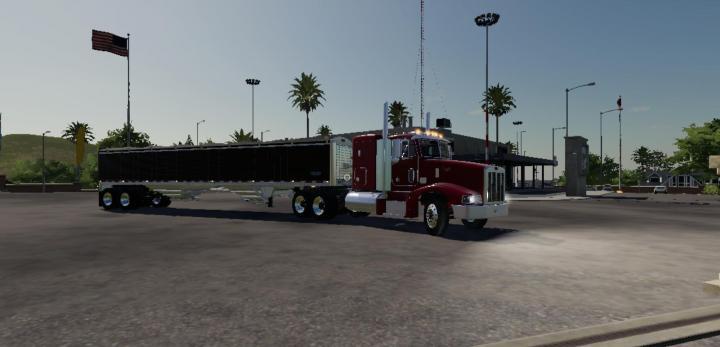 Peterbilt 377 Truck V1.0