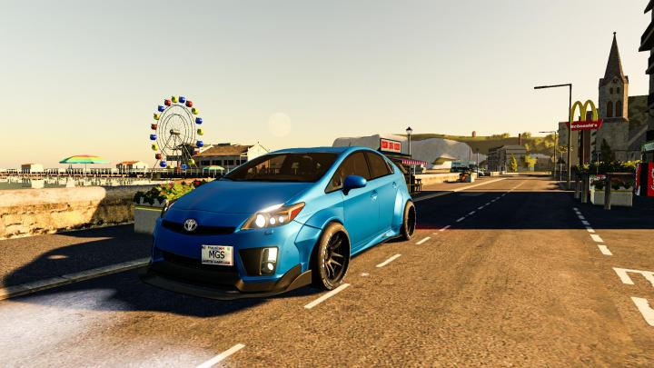 Toyota Prius V1.0