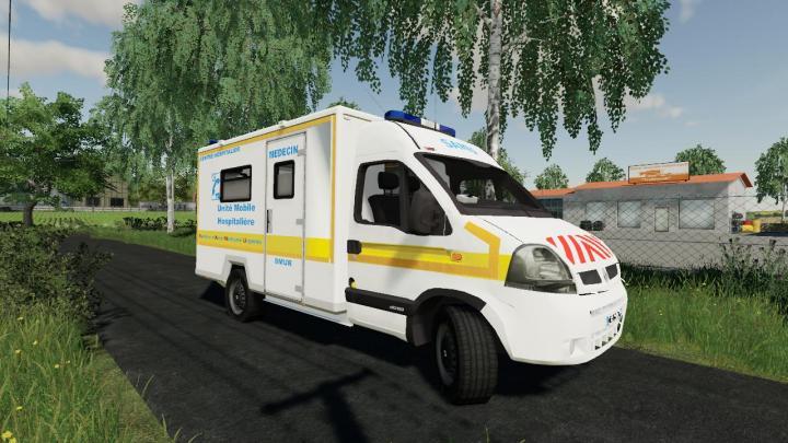 Ambulance Samu V1.0