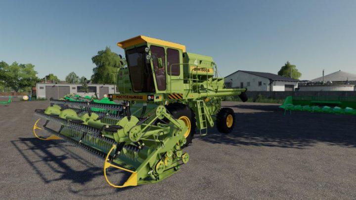 Don 1500 B97 Harvester V1.0