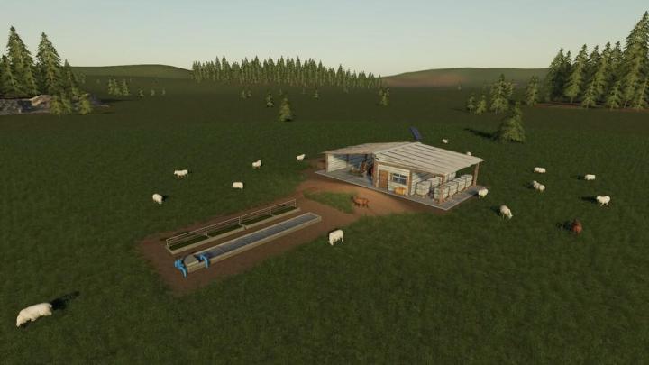 Open Sheep Pasture V1.0.0.1