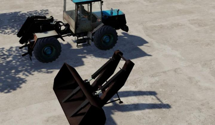 St 180N Tractor V1.5