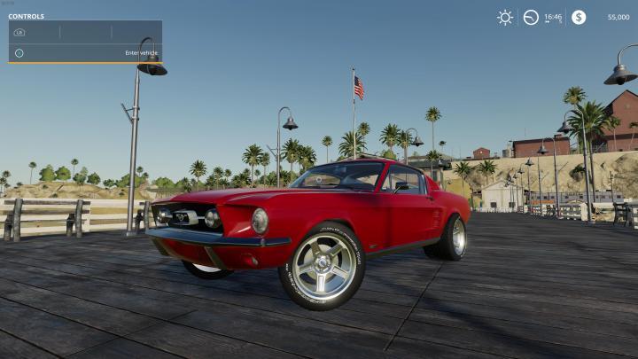 Ford Mustang 1965 V1.0
