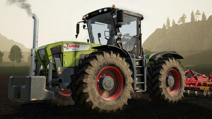 Claas Xerion 3000 Series V1.0