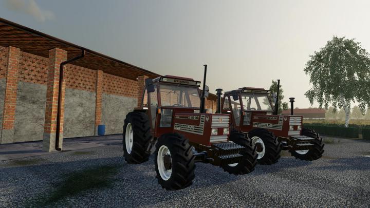 FS19 – Fiatagri 90/100-90 Tractor V1.0