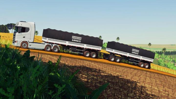 Randon Rodotrem Bulk Carrier Line R V1.0